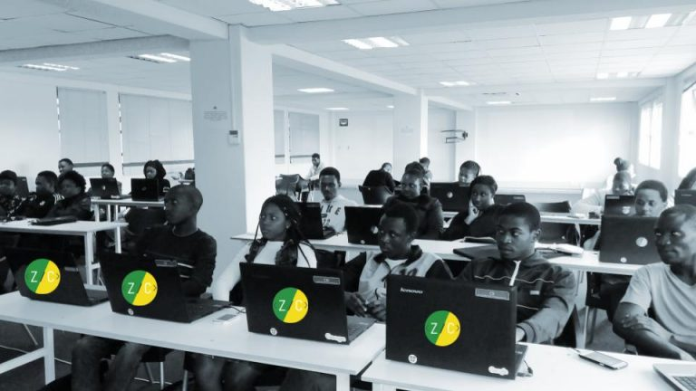 ZimCode Boot-camp- Youth Empowerment Through Coding