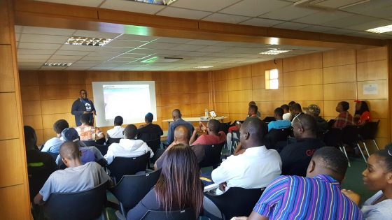 The TechVillage Bulawayo WordPress meetup