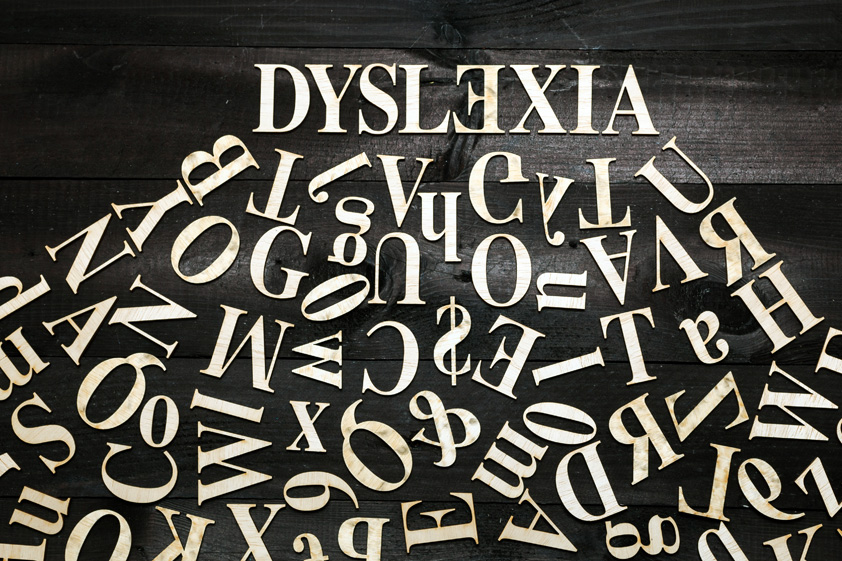 Petty Meraki- decoding Dyslexia