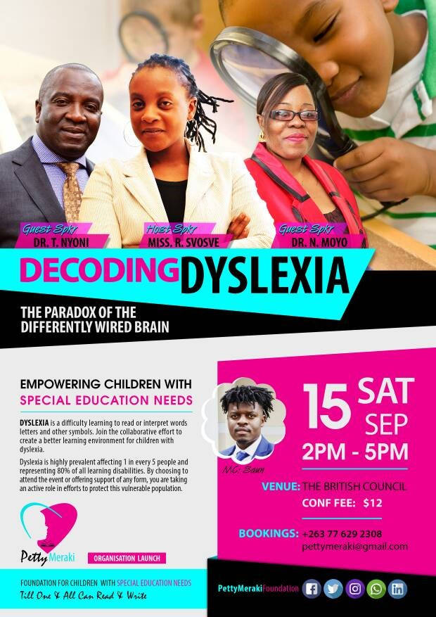 Decoding Dyslexia Workshop